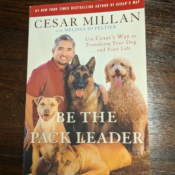 Other - Book: Dog training/behavioral tips